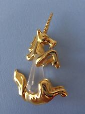 Swarovski * Trimlite Unicorn * Rare and Beautiful - Great for Kids to Collect