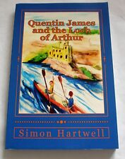 Quentin James and the Loch of Arthur