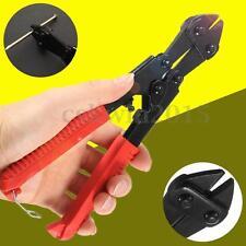 """8"""" 200mm Heavy Duty Mini Bolt Cutter Wire Strippers Breaking Pliers Cutting Tool"""