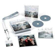 A-HA Cast In Steel *SEALED METAL FANBOX DELUXE 2xCD + fanpass (lanyard) + poster