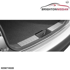 New Genuine Nissan Juke F15 Scuff Plate, Rear Bumper KE9671K020 RRP $270