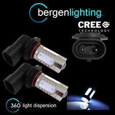 2 X H11 LED CREE BIANCO ANTERIORE LAMPADINE PER FARI FENDINEBBIA SUPPLEMENTARI