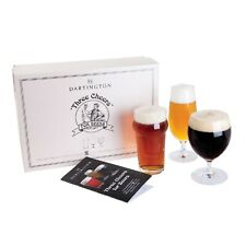 Dartington Crystal Three Cheers for Beers Three Pack
