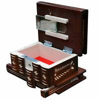 Ungarische Puzzle-Box, Geheimgeheimnis aus Holz, Geheimbox