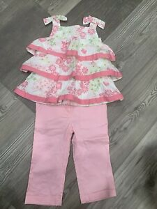 Janie and Jack outfit-3t