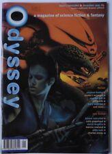 ODYSSEY MAGAZINE - FANTASY & SCIENCE FICTION - ISSUE 1 1997 - FICTION AUTHORS