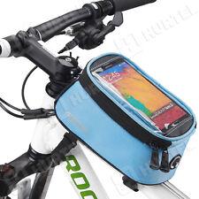 Fahrradtasche Tasche für Handy Smartphone bis 5,5 Zoll Rahmentasche Bike Rad