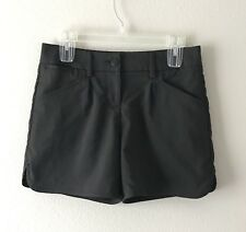 Puma Black Shorts 2 Women Golf Pockets Athletic Casual