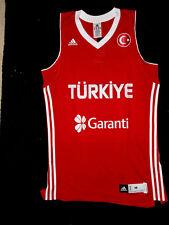 Türkei Basketball Trikot Größe M +2