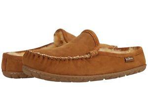 Man's Slippers L.L.Bean Wicked Good Scuffs
