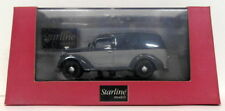 Starline 1/43 Scale STA530613 - 1951 Lancia Ardea 800 Furgoncino  - 2-Tone Grey