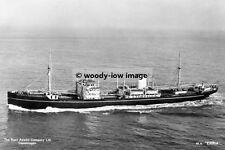 rp01965 - Danish Cargo Ship - Erria - photograph 6x4