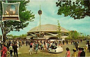 Vintage Postcard - General Electric Pavilion New York's World Fair 1965#5976