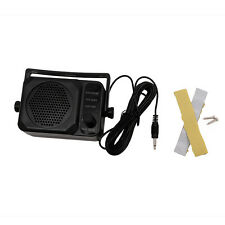 CB Radios Mini External Speaker For Kenwood Motorola ICOM Yaesu TYT Mobile Radio
