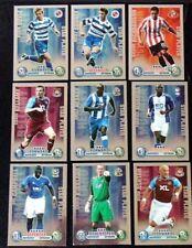 Topps Football Trading Cards Lot 2007-2008 Season