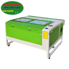 80W Co2 Laser Cutting&Engraving Machine 1300*900mm With RDworks Motorized Table