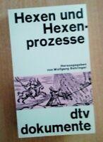 Großes Mystisches Hexen Buch alles über Hexenjagd Hexenkinder gebunden