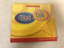 Scholastic Text Talk Implementation DVD-ROM