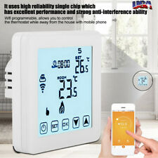 Digital Programmable Temperature Controller Floor Heating System WiFi Thermostat