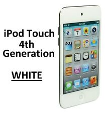 Apple iPod Touch 4th Generation White (8GB) Wi-Fi & Bluetooth (Wireless)
