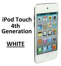 Apple iPod Touch 4th Generation White (8GB) Wi-Fi & Bluetooth (Wireless)