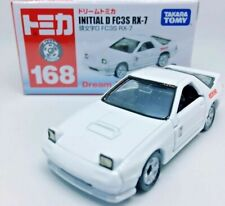 Tomica Dream Mazda INITIAL D FC3S RX-7 #168 Tomytec Takara Tomy Limited Vintage