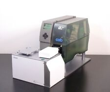 Agilent Velocity11 Microplate Labeler VCode | Cab a2+ Printer