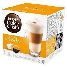 NESCAFÉ Dolce Gusto Latte Macchiato Coffee -16 Capsules