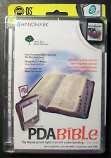Handmark Pda Bible for Palm Os & Pocket Pc w/ Expansion Card Slots (Christian)