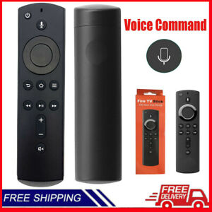 For Amazon TV Fire Stick/Cube Replace Alexa Voice Remote with Power Volume Butto