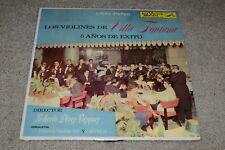 Los Violines De Villa Fontana~5 Anos De Exito~Roberto Perez Vazquez~FAST SHIP