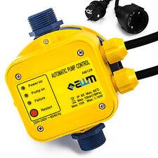 AWM Pumpensteuerung AM-129 Pumpen Druckschalter Hauswasserwerk Druckregler
