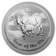 1 kg Silber,Silver Münze Lunar II Ochse,Ox 2009 Perth  Australia 30 Dollar