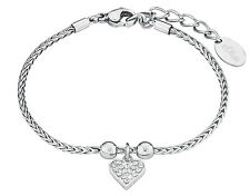 S.Oliver Jewelry Women's Bracelet Heart 9240425