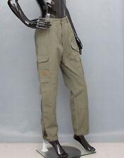FJALLRAVEN Green Trousers Ladies Pants Hunting 38 UK10