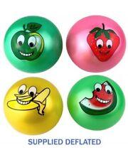Bulk Wholesale Job Lot 60 Smelly Smiley Face Fruit Balls Toys