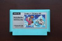 Famicom Ice Climber Japan FC game US Seller