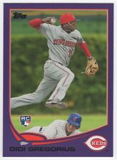 DIDI GREGORIUS 2013 Topps Toy's R Us PURPLE Parallel RC #296 - Yankees