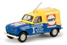"Renault F4 fourgonnette ""Darty SAV"" - Brekina - Scale 1/87 (HO)"