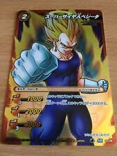 Carte Dragon Ball Z DBZ Miracle Battle Carddass Dragon Soul Legend #SR 02/08