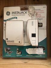 GE Instajack 86597 Wireless Phone Jack System For Satellite DVR Modems New!!