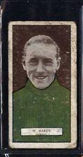 (Gq182-408) PATTREIOUEX, Footballers Series, #79 H. Hardy, Everton 1927 G
