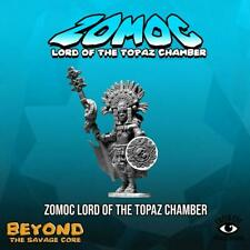 Lucid Eye Sci-Fi Mini 28mm Zomoc, Lord of the Topaz Chamber Pack New