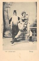 CPA CHINE AMOY CHINESE ACTOR  (cpa rare