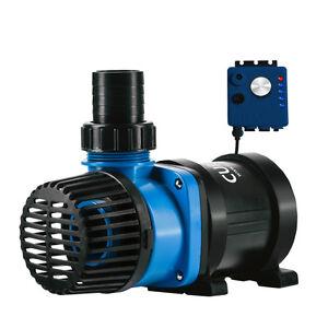 Current USA eFlux 1050 GPH DC Flow Pump