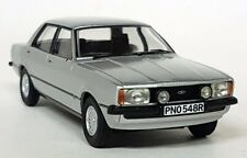 Vanguards 1/43 Scale - VA11902 Ford Cortina MK IV 2.0S Strato Silver Model Car
