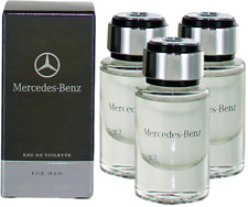 Mercedes Benz By Mercedes-Benz For Men Combo Pack: Mini EDT Cologne (3x0.24oz)
