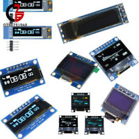 "0.49/0.69/0.91/0.96/1.3"" inch I2C IIC/SPI OLED Module Display Screen For Arduino"