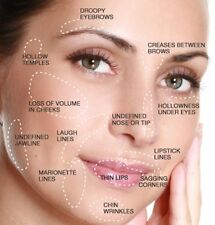 LIPO DERMAL FILLER PLUMP Anemarrhena extract,Marine collagen,Moringa LAUGH LINES