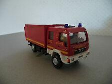 Feuerwehr Wuppertal MAN Dekon-P Rietze  3192 EXKLUSIV bei MATSCHKE